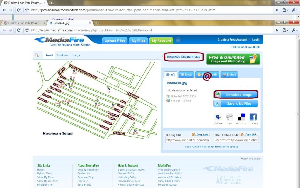 Direktori dan Peta Perumahan Akhawat PCM 2008/2009 Downlo12