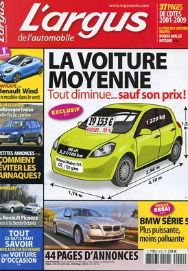 Les sorties miniatures et presses de Fevrier 2010: L103311