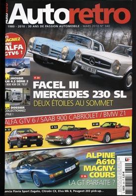 Les sorties miniatures et presses de Fevrier 2010: L883910