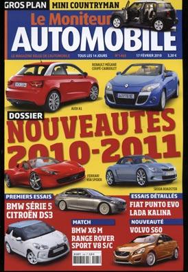 Les sorties miniatures et presses de Fevrier 2010: M497111