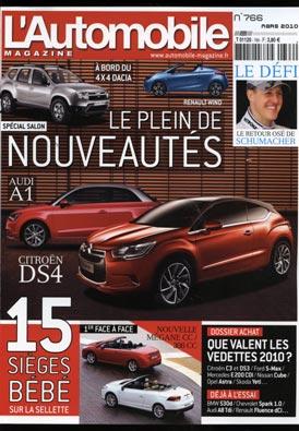 Les sorties miniatures et presses de Fevrier 2010: T112010