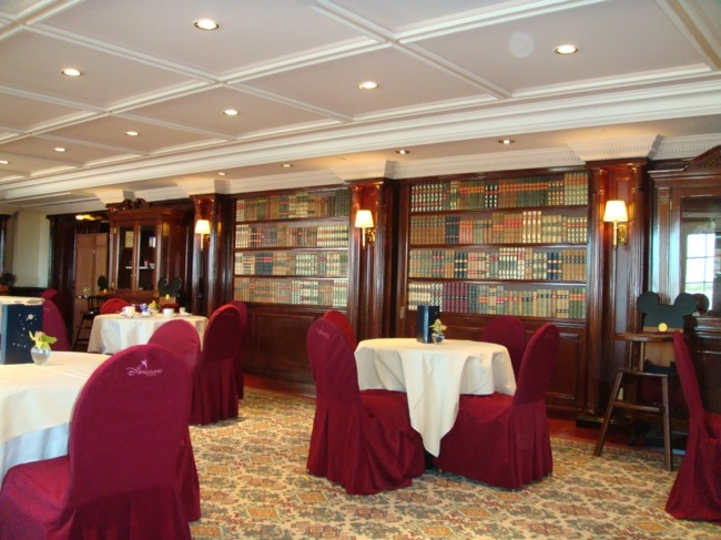 IL FOUNDER'S CLUB [Disneyland Hotel] 09061610