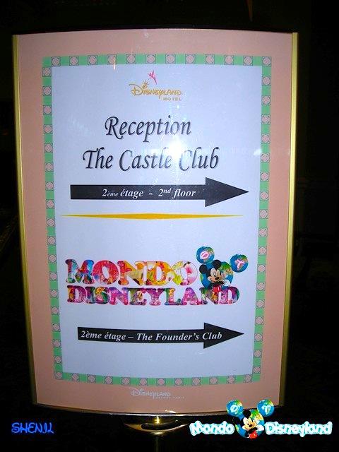 IL FOUNDER'S CLUB [Disneyland Hotel] 111