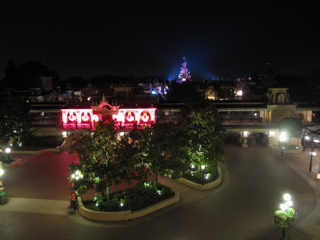 IL FOUNDER'S CLUB [Disneyland Hotel] 221110