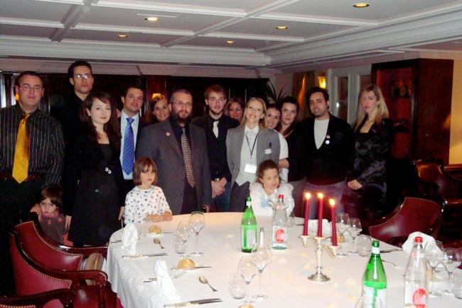 IL FOUNDER'S CLUB [Disneyland Hotel] Ultima10