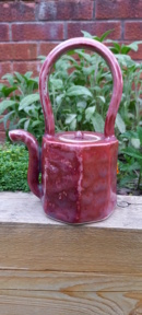 Celadon and Red teapot 20210612