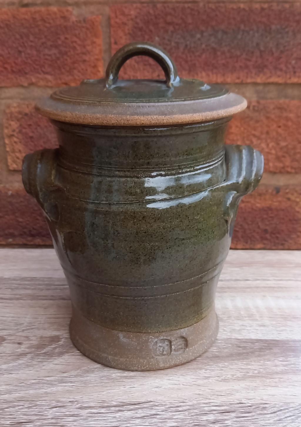 Lidded Jar MP mark 20210814