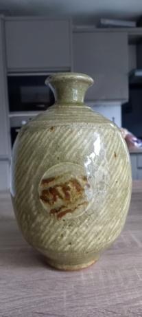 Green Vase -  William Plumptre 20210921
