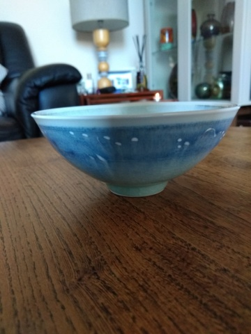 Delicate bowl and Yunomi Img_2145