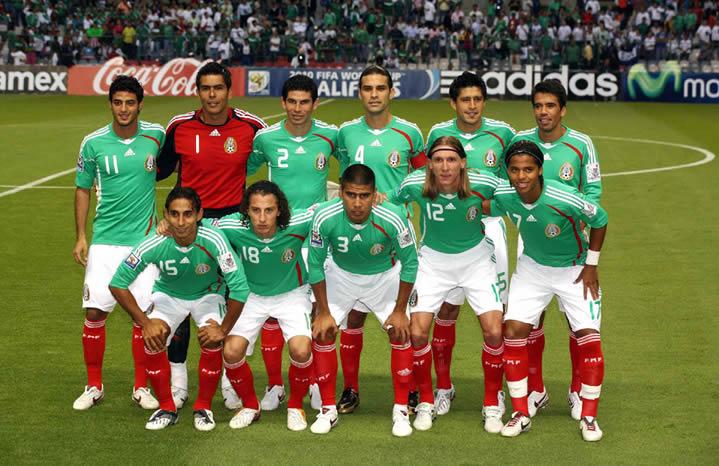 El Salvador vs Mexico.  Informando antes del juego. 110