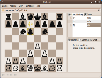 PyChess for Linux Pyches10