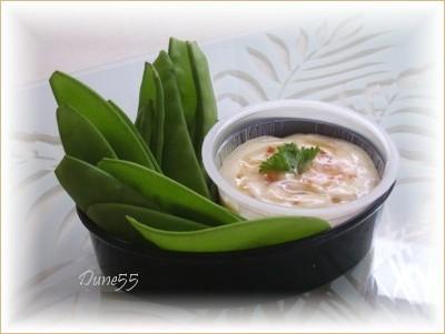 Trempette sauce au piment pour légumes et crevettes Pict0029