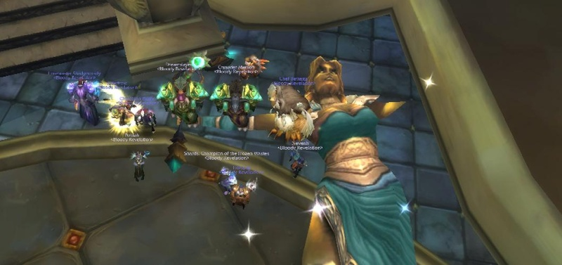 Ulduar Boss Kills Auriay11
