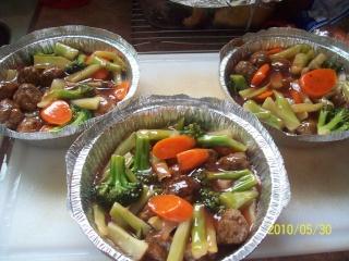 Petites boulettes sauce aigre-douce Boulet11