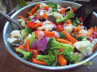 Salade jardinière Salade15
