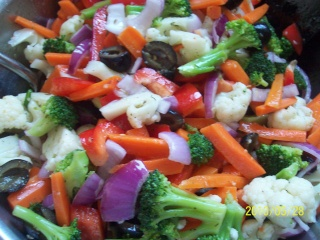 Salade jardinière Salade16