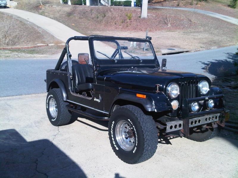 84 Jeep CJ7 Img00011