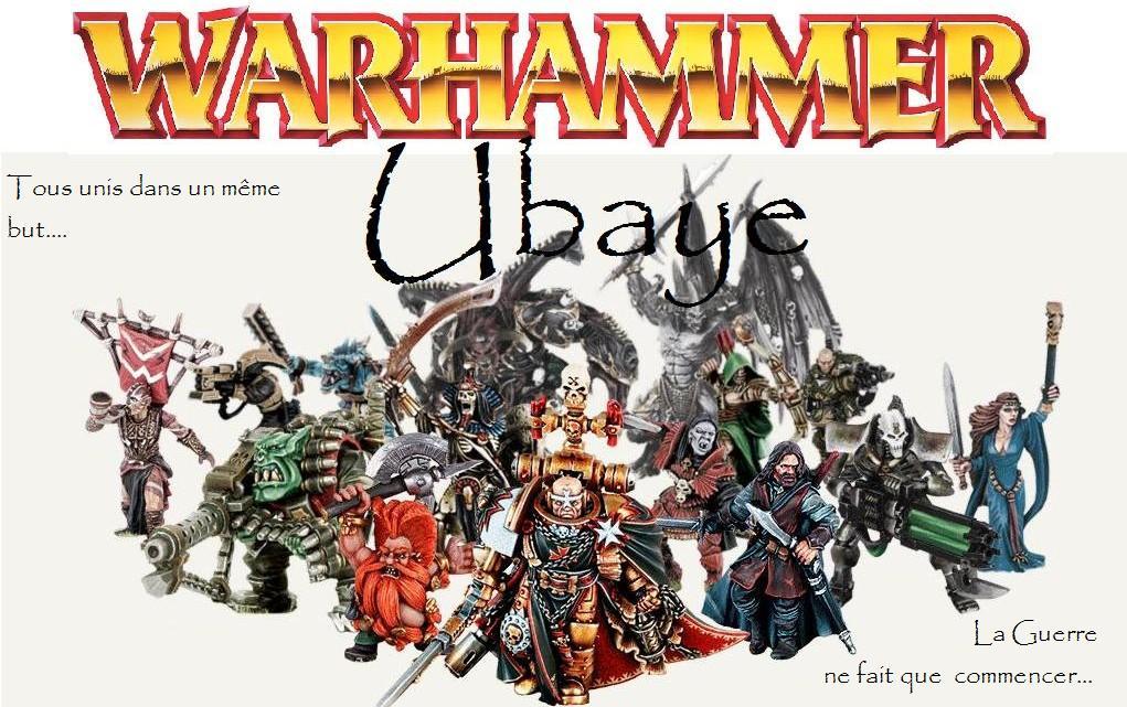 Warhammer Ubaye