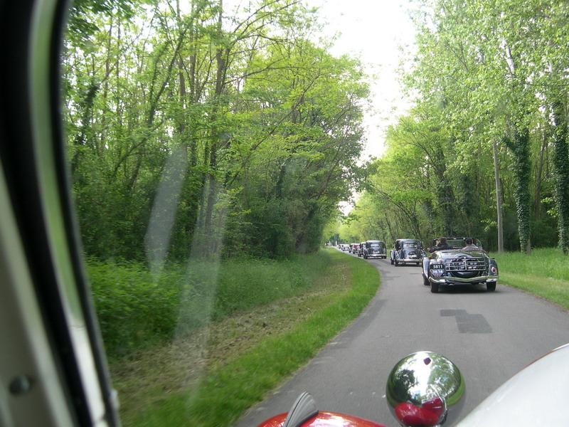 2ème rallye des cygnes Tourra10