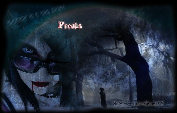 [Partenaire]Freaks vampire Bannie11