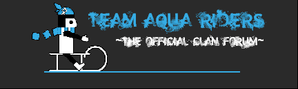 TeamAquaRiders Clan Forum