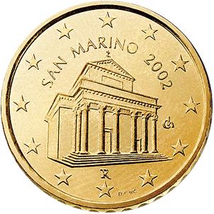 Monuments sur les pièces d'Euro  10_cen10