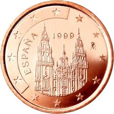 Monuments sur les pièces d'Euro  12c_2_11