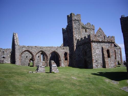 Ruines d'édifices religieux - Page 2 13419110