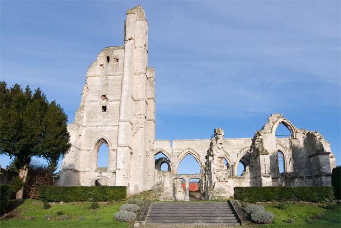Ruines d'édifices religieux 14945010