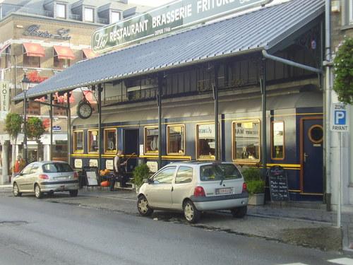 Les wagons-restaurants 15002910