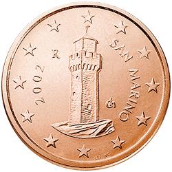 Monuments sur les pièces d'Euro  1_cent10