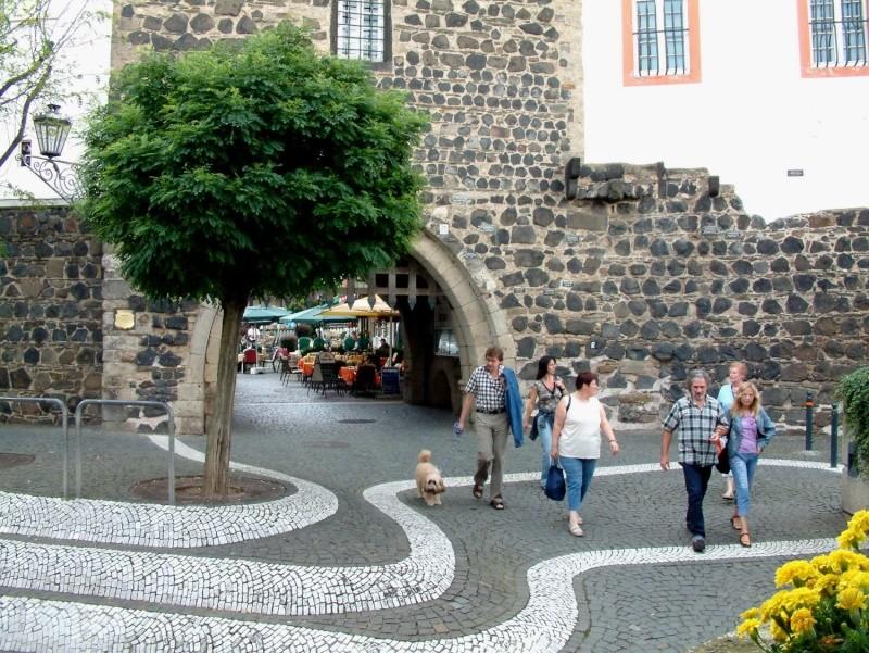 Street View : Les repères de crue 20593910