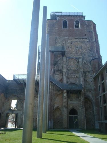 Ruines d'édifices religieux 26831010