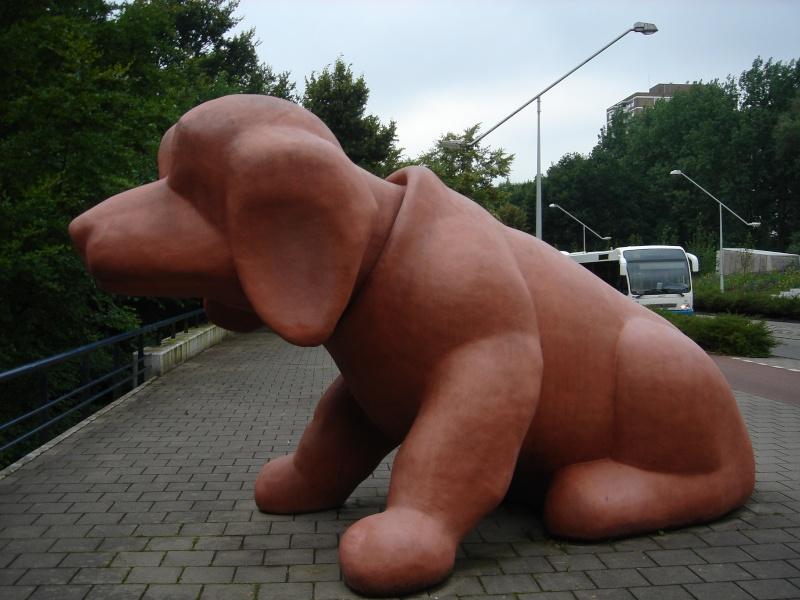 STREET VIEW : Les statues d'animaux dans le monde 28470810