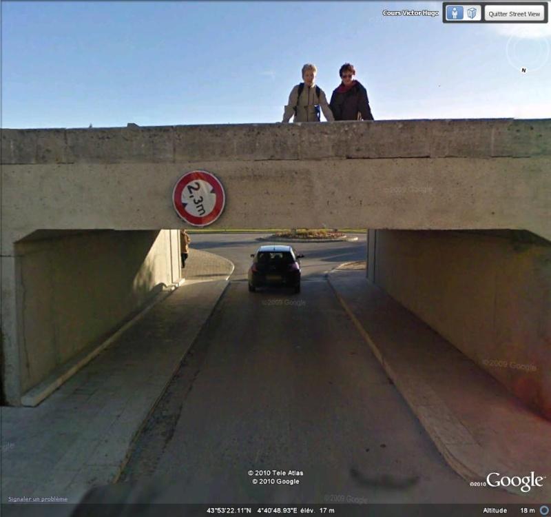 STREET VIEW : Les ponts à hauteur limitée 2_310