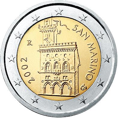 Monuments sur les pièces d'Euro  2_euro11