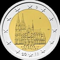 Monuments sur les pièces d'Euro  2euro210