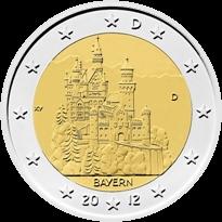 Monuments sur les pièces d'Euro  2euro211