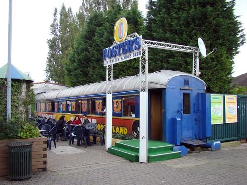 Les wagons-restaurants 50780910