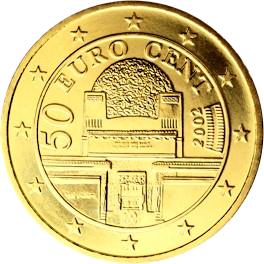 Monuments sur les pièces d'Euro  50_eur10