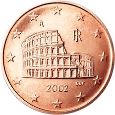 Monuments sur les pièces d'Euro  5_euro10