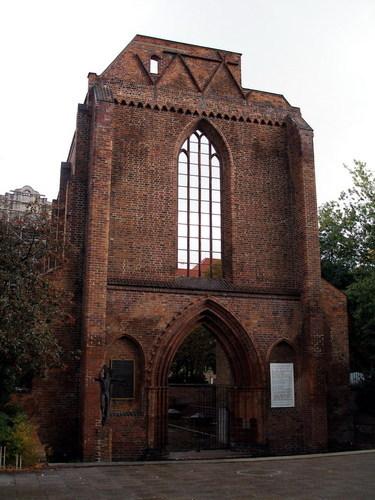 Ruines d'édifices religieux 71335810