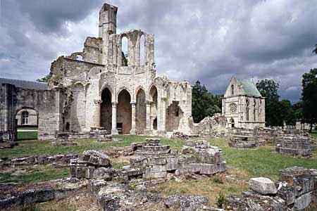 Ruines d'édifices religieux Abbati10