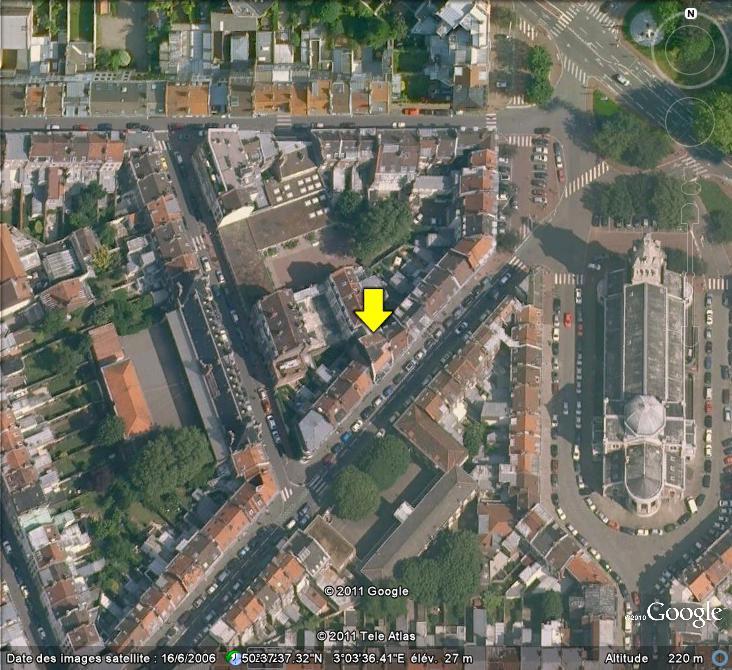 STREET VIEW : les maisons art nouveau  Art_no11