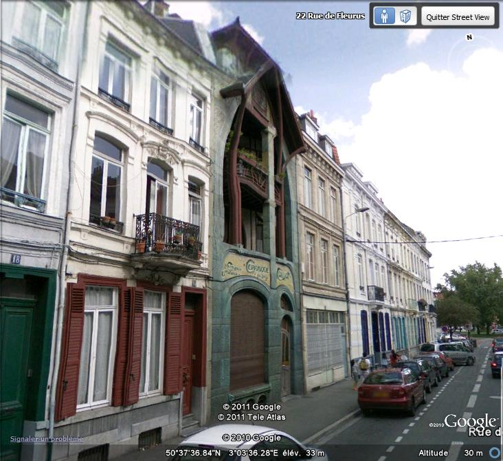 Coilliot - STREET VIEW : les maisons art nouveau  Art_no12