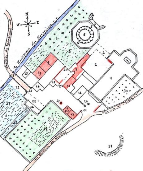 Ruines d'édifices religieux Cherli10