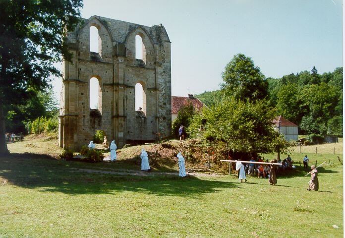 Ruines d'édifices religieux Cherli11