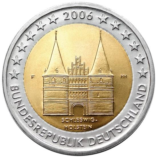 Monuments sur les pièces d'Euro  E282ac10