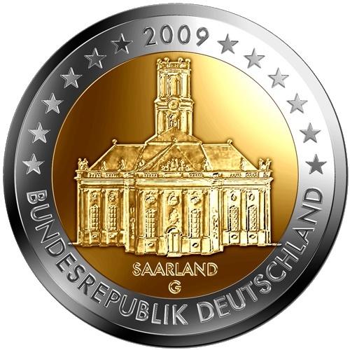 Monuments sur les pièces d'Euro  E282ac13