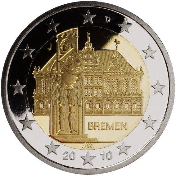 Monuments sur les pièces d'Euro  E282ac14